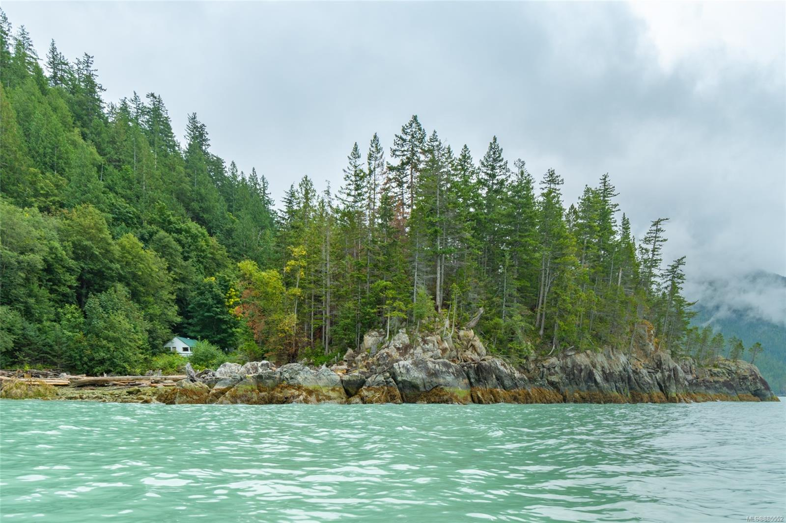 DL 2515 Bute Inlet - Isl Small Islands (Campbell River Area) Land for sale(885552) #10