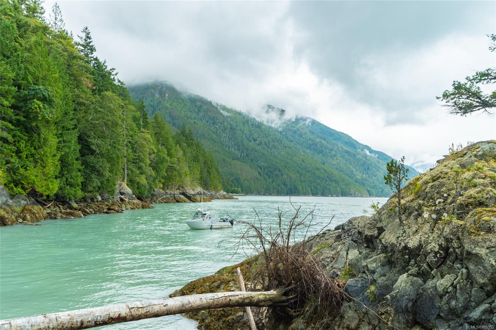 DL 2515 Bute Inlet - Isl Small Islands (Campbell River Area) Land for sale(885552) #13