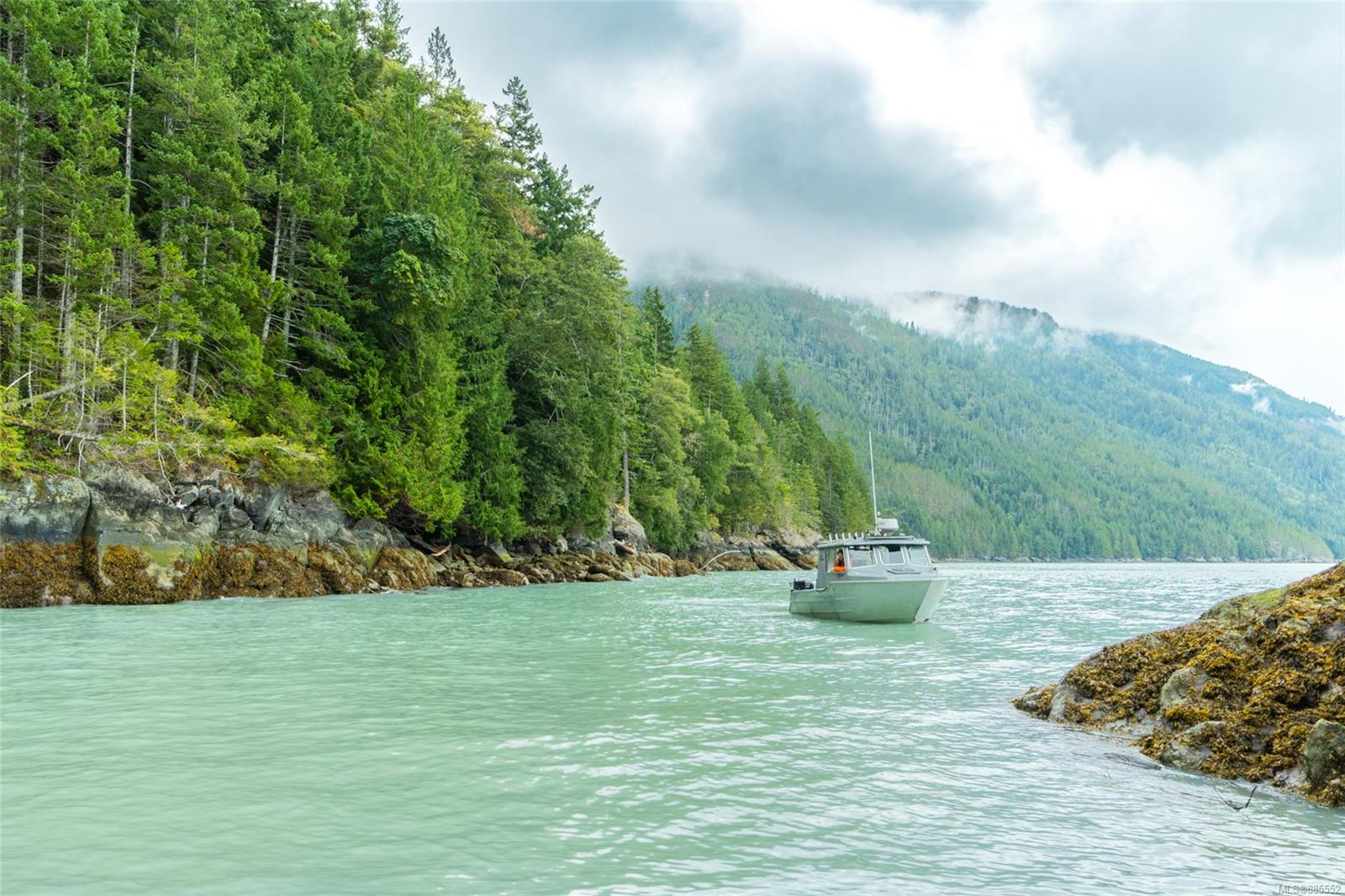 DL 2515 Bute Inlet - Isl Small Islands (Campbell River Area) Land for sale(885552) #14