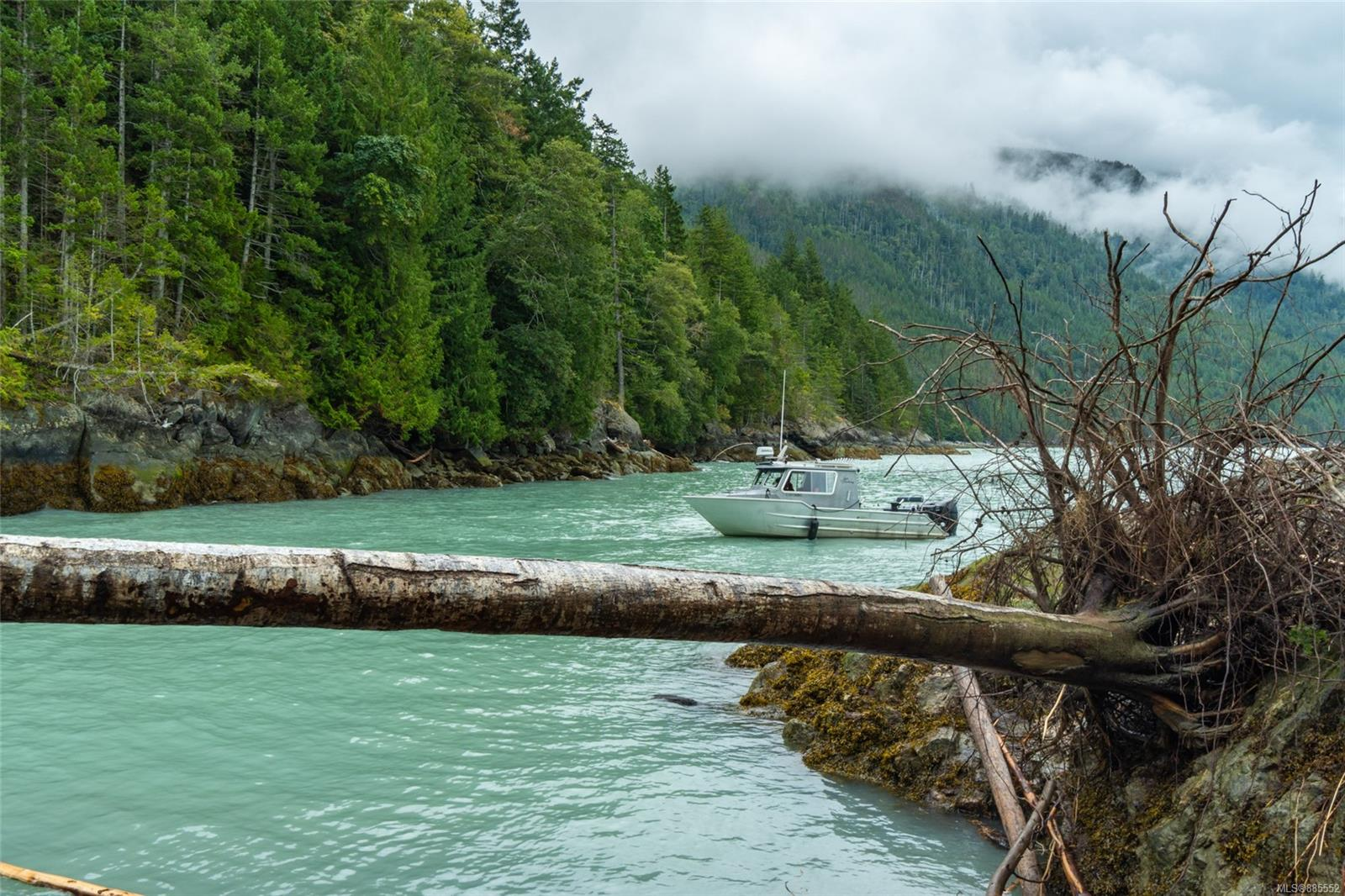 DL 2515 Bute Inlet - Isl Small Islands (Campbell River Area) Land for sale(885552) #15