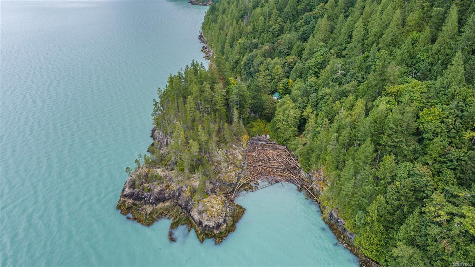 DL 2515 Bute Inlet - Isl Small Islands (Campbell River Area) Land for sale(885552) #1