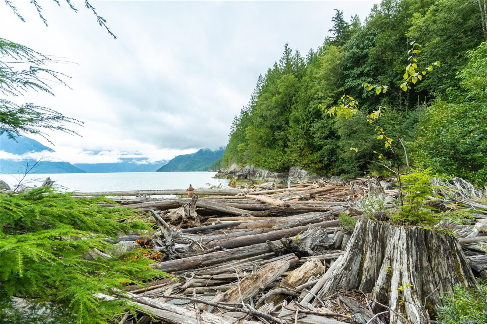 DL 2515 Bute Inlet - Isl Small Islands (Campbell River Area) Land for sale(885552) #22