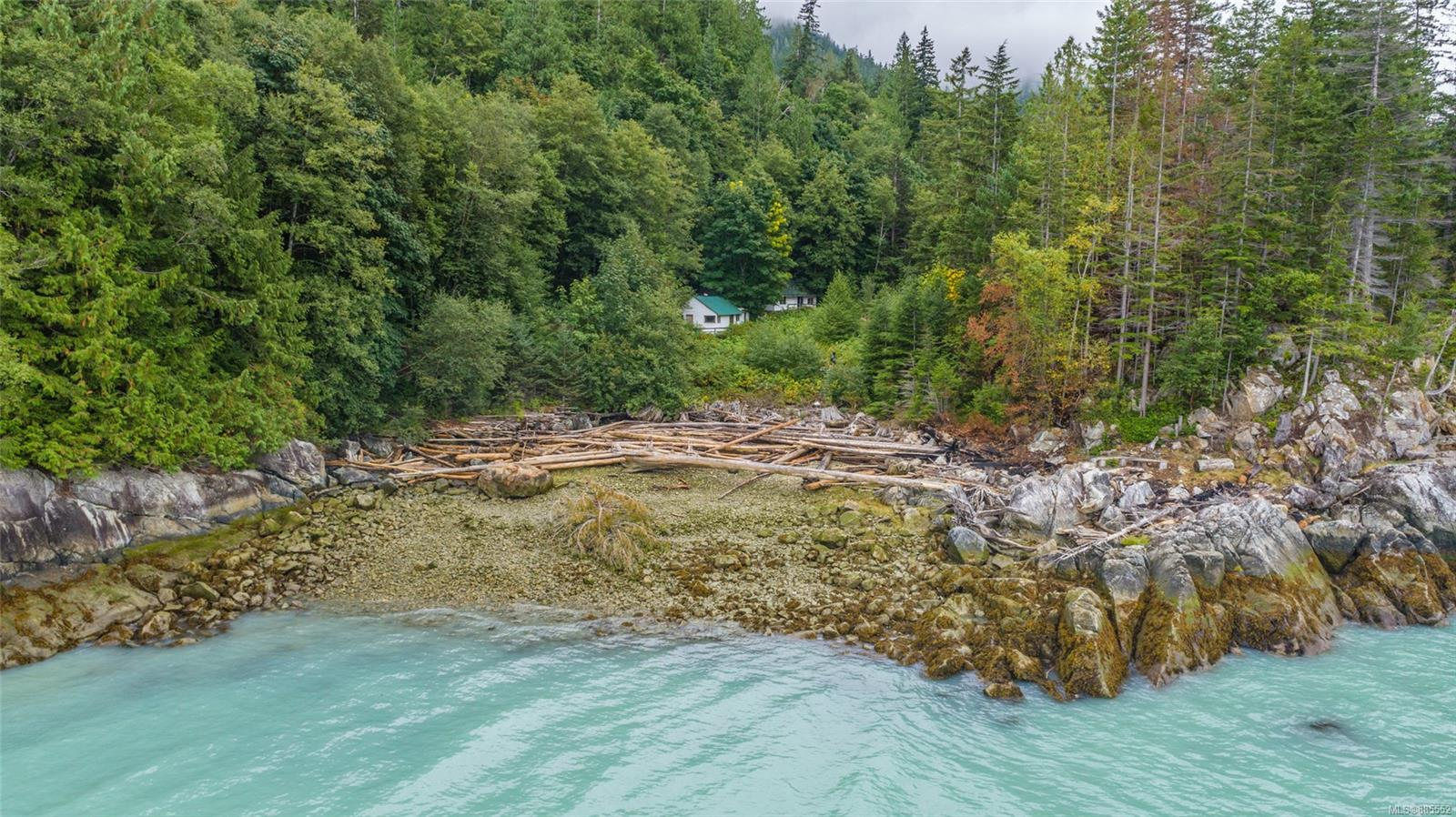 DL 2515 Bute Inlet - Isl Small Islands (Campbell River Area) Land for sale(885552) #3