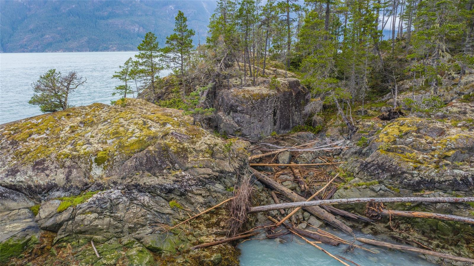 DL 2515 Bute Inlet - Isl Small Islands (Campbell River Area) Land for sale(885552) #50