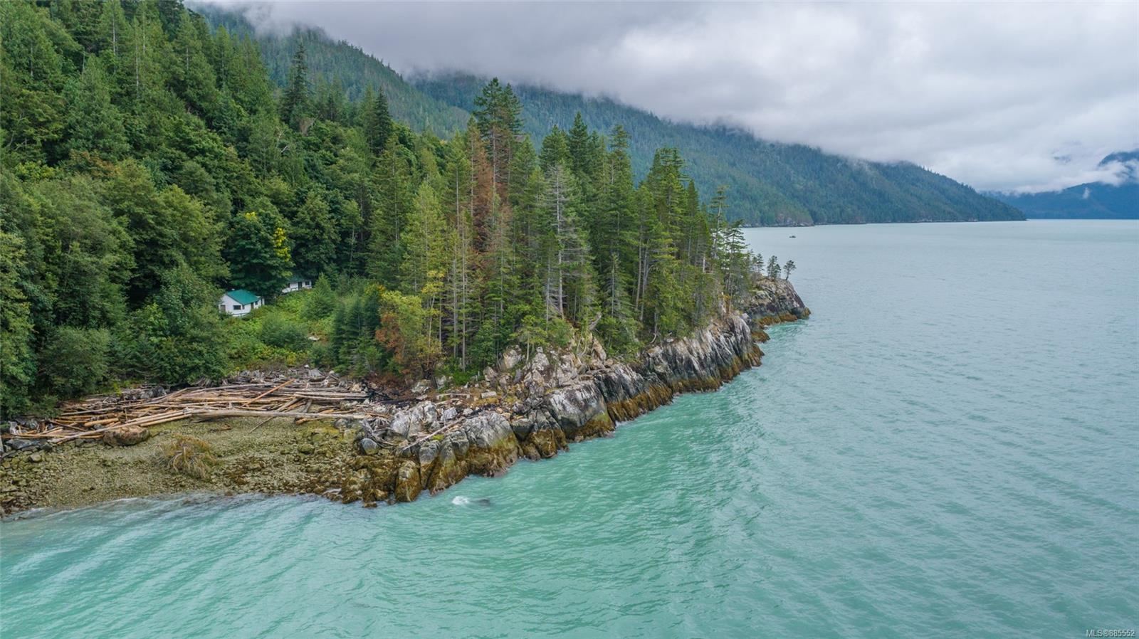 DL 2515 Bute Inlet - Isl Small Islands (Campbell River Area) Land for sale(885552) #58