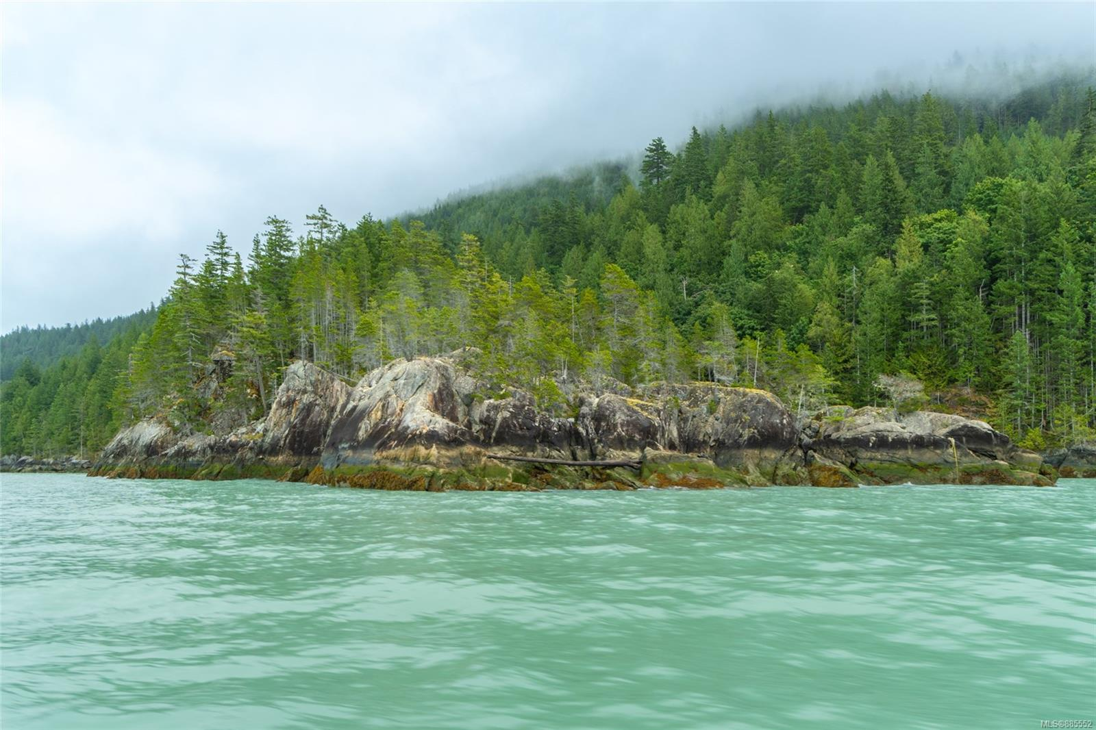 DL 2515 Bute Inlet - Isl Small Islands (Campbell River Area) Land for sale(885552) #6