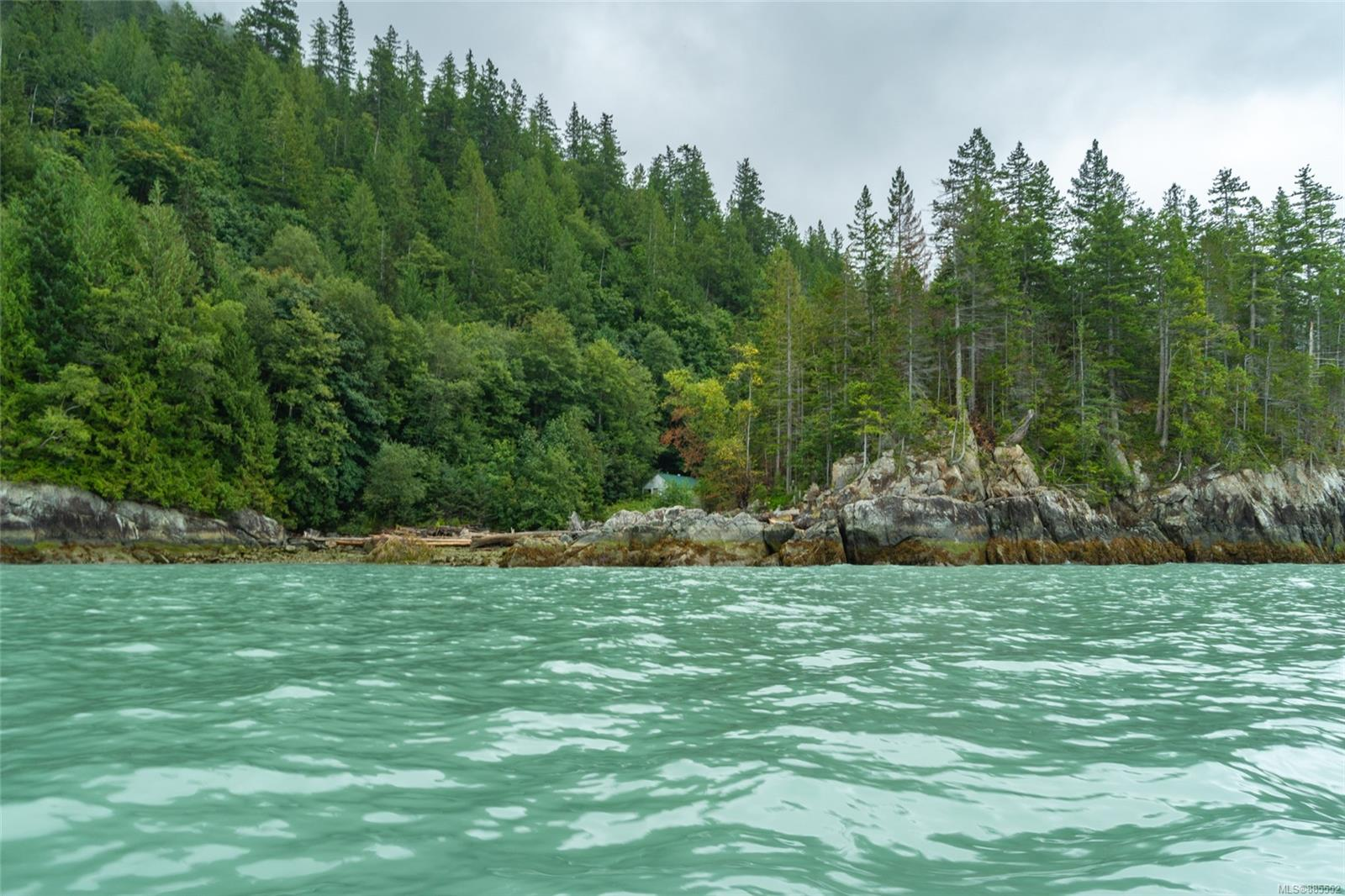 DL 2515 Bute Inlet - Isl Small Islands (Campbell River Area) Land for sale(885552) #9