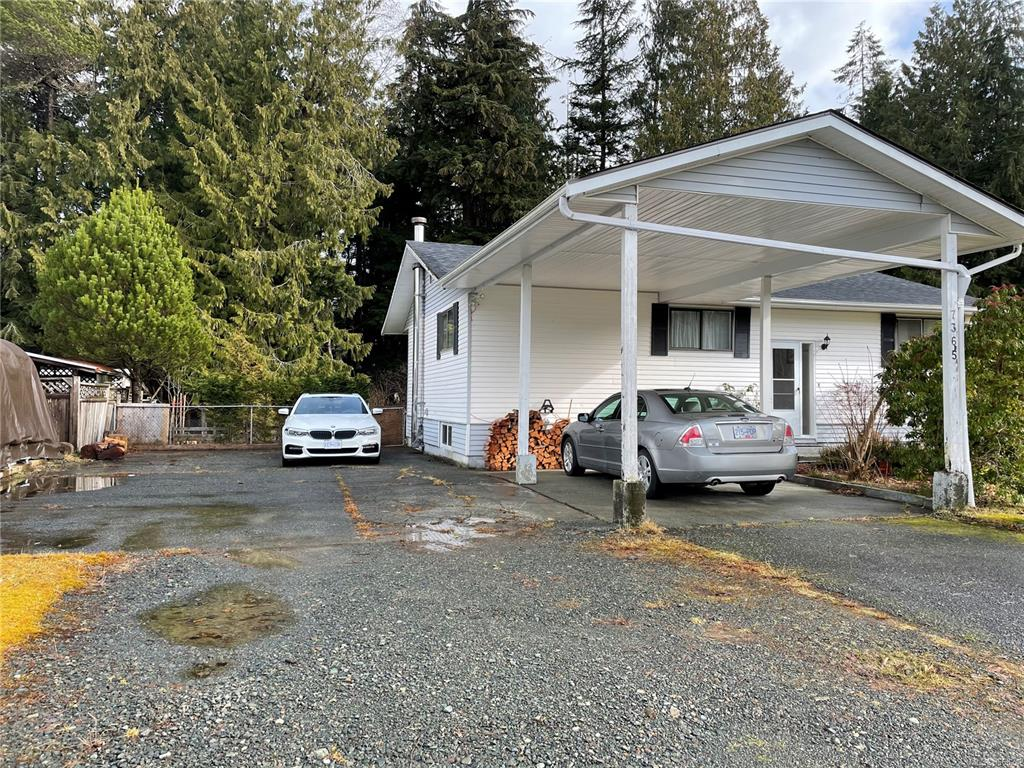 7365 Thunderbird Way - NI Port Hardy Single Family Detached for sale, 4 Bedrooms  #1