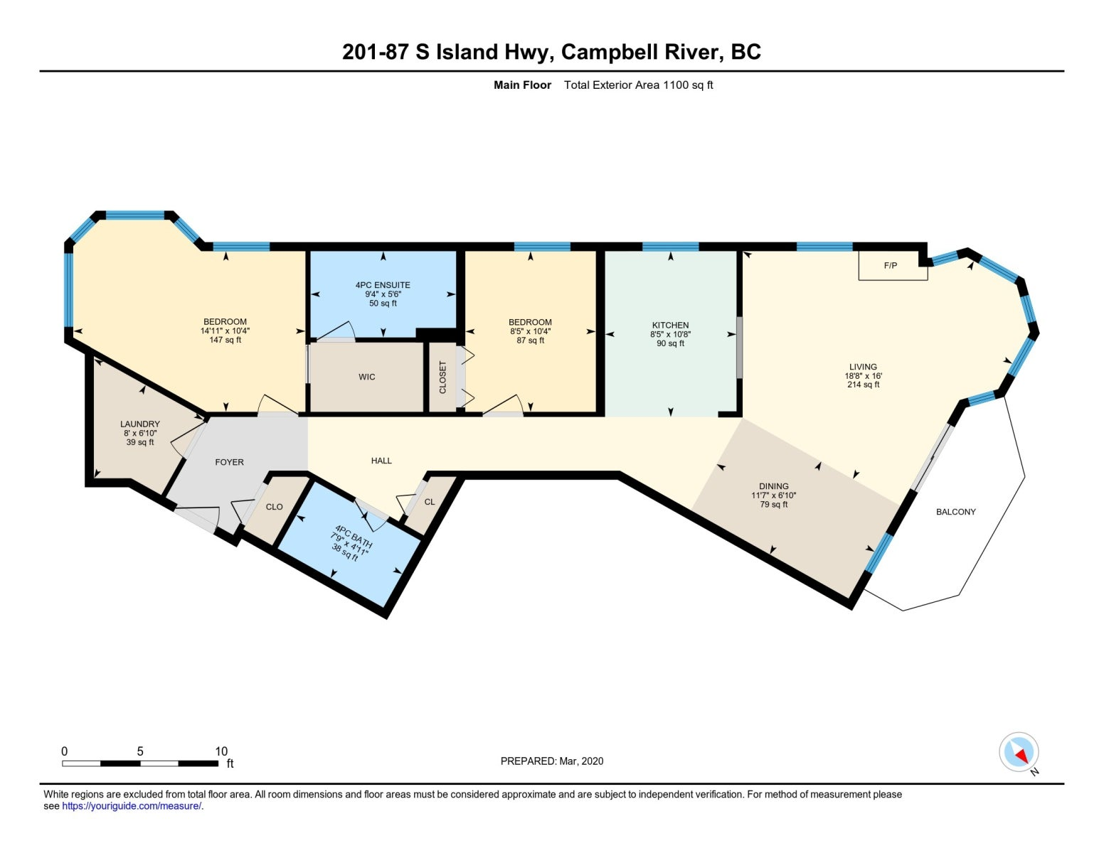 201 87 S Island Hwy - CR Campbell River South Condo Apartment for sale, 2 Bedrooms (466477) #24