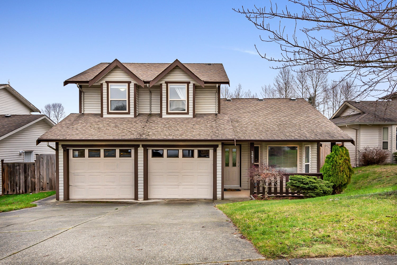 2625 Alder S Street, Campbell River BC  - CR Campbell River South Single Family Detached for sale, 3 Bedrooms (464567) #1