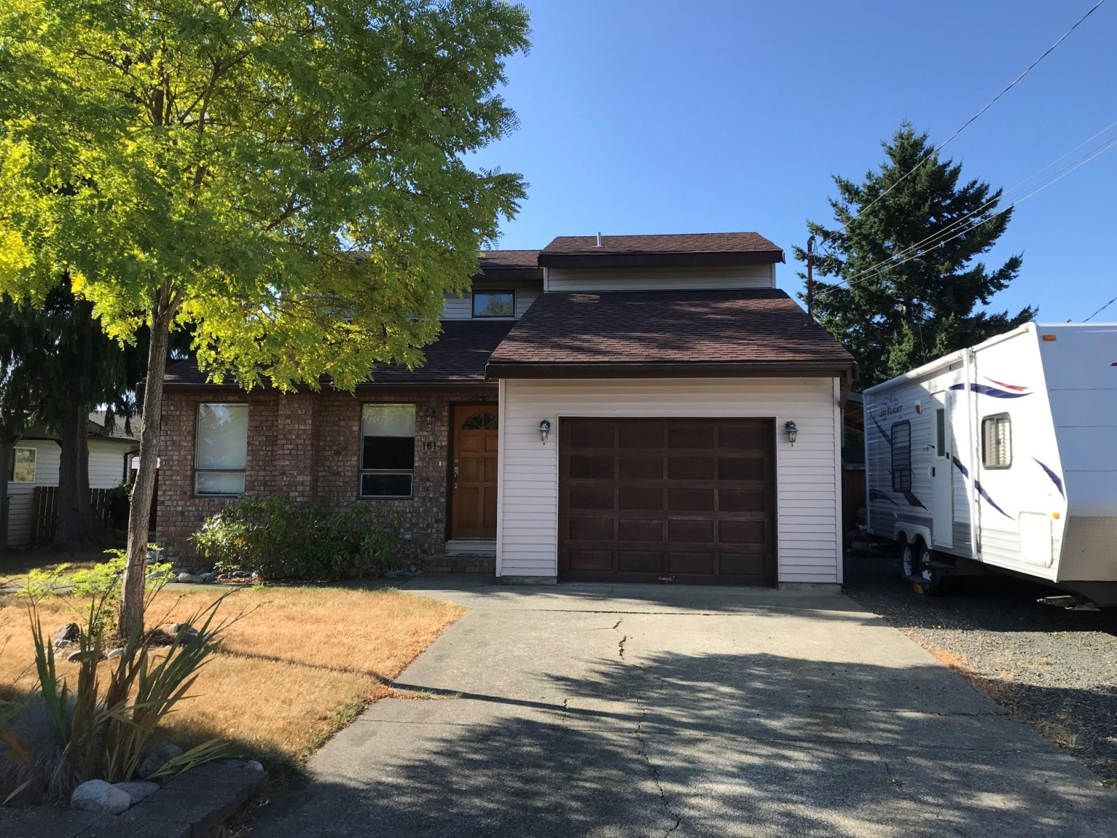 161 Utah Drive - Fully Furnished Short Term  - CR Campbell River South Single Family Detached for sale, 3 Bedrooms  #1