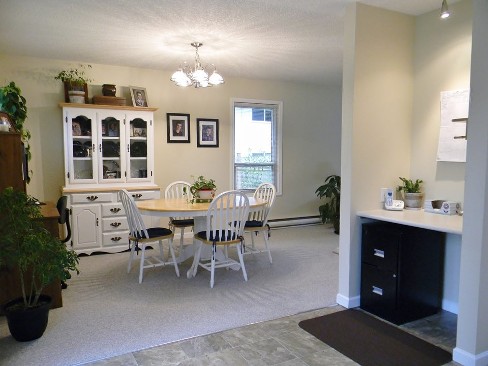 From Kitchen into Dining Room