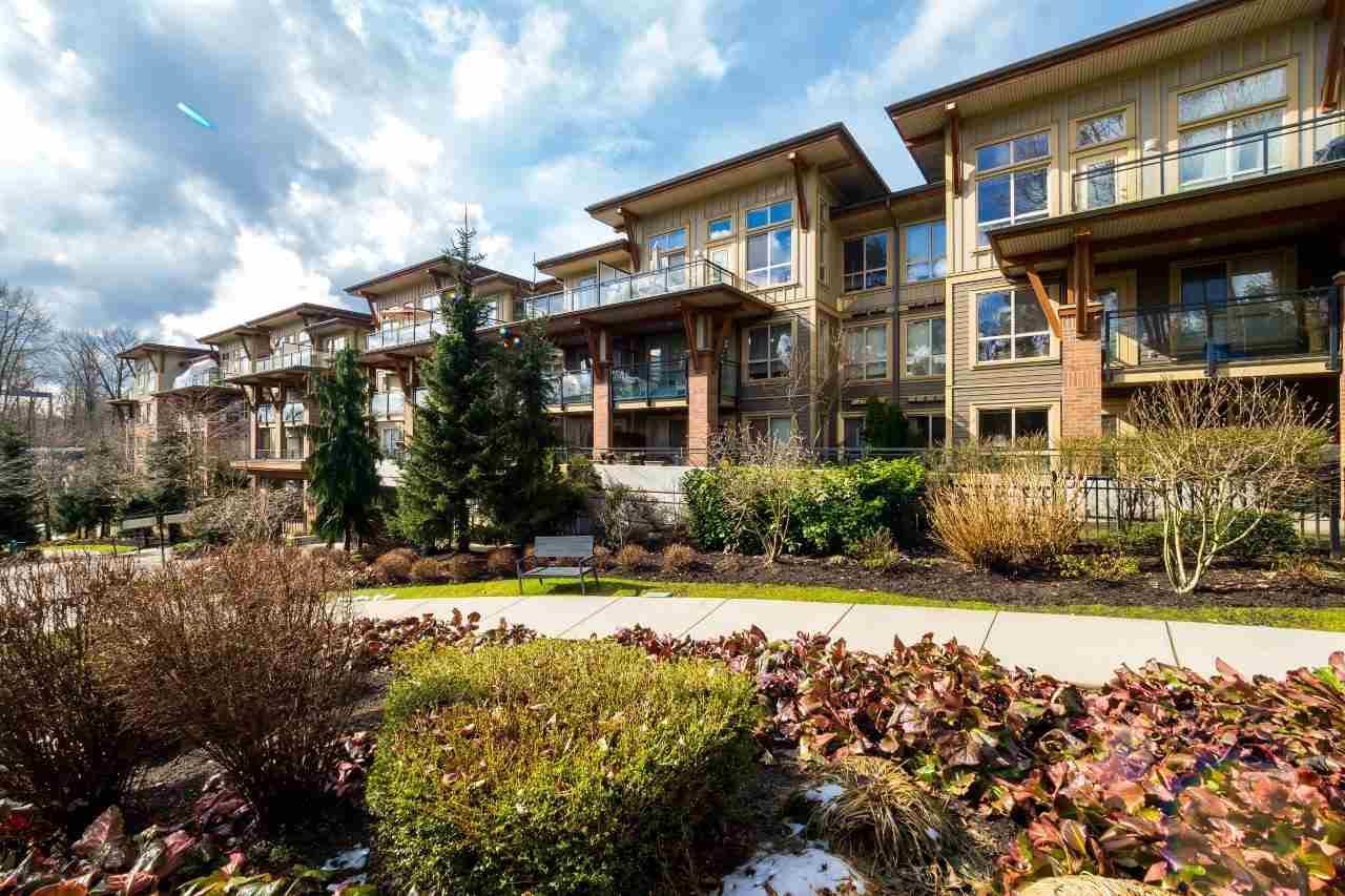 314 1633 MACKAY AVENUE - Pemberton NV Apartment/Condo for sale, 1 Bedroom (R2148211) #1