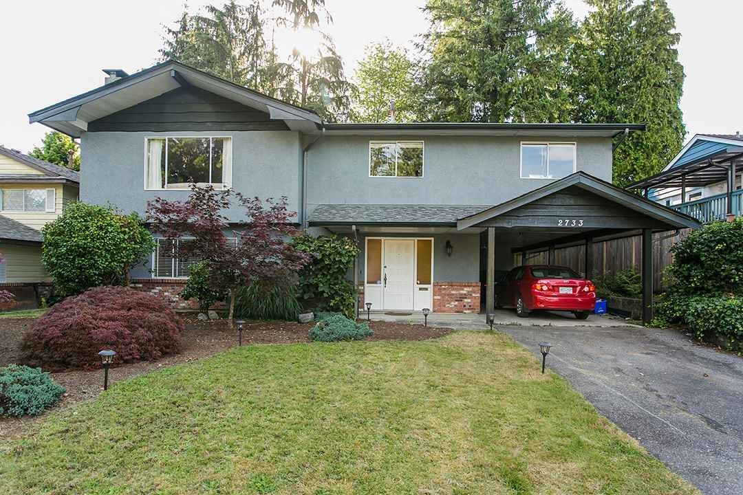 2733 Masefield Road - Lynn Valley House/Single Family for sale, 4 Bedrooms (R2100625) #1