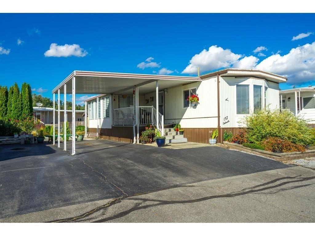 157 27111 0 AVENUE - Aldergrove Langley Manufactured for sale, 2 Bedrooms (R2616701) #1