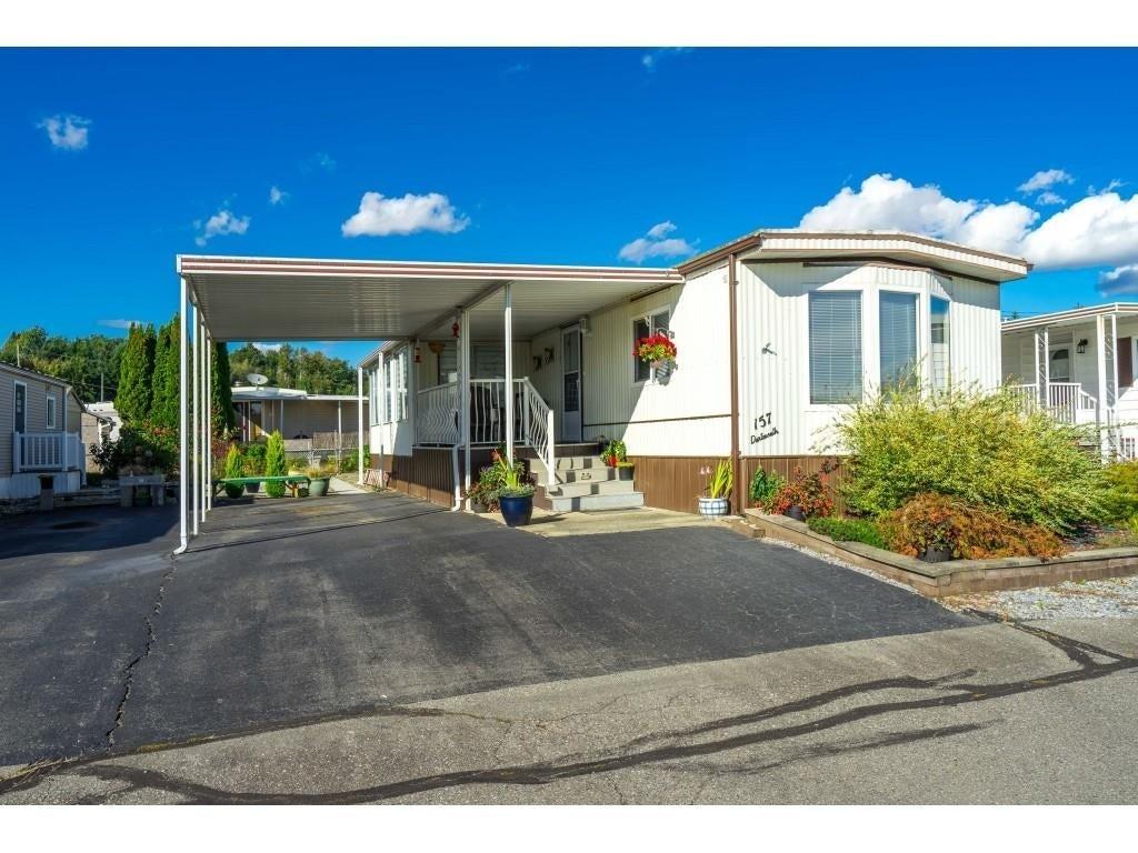 157 27111 0 AVENUE - Aldergrove Langley Manufactured for sale, 2 Bedrooms (R2616701) #2