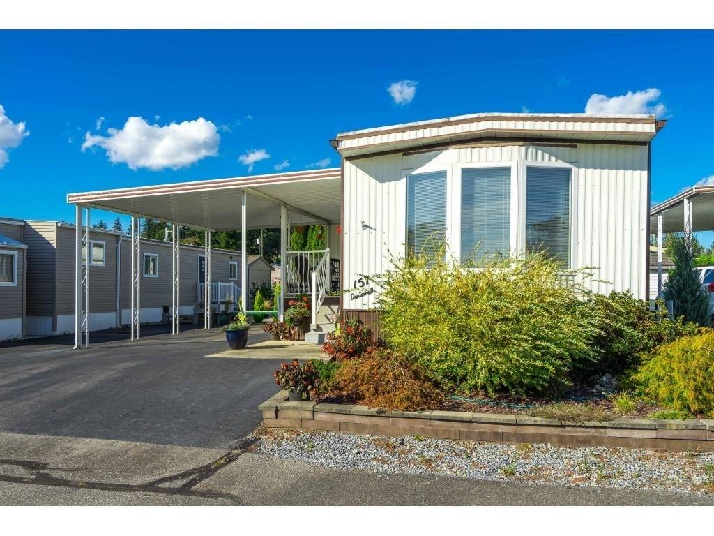 157 27111 0 AVENUE - Aldergrove Langley Manufactured for sale, 2 Bedrooms (R2616701) #3