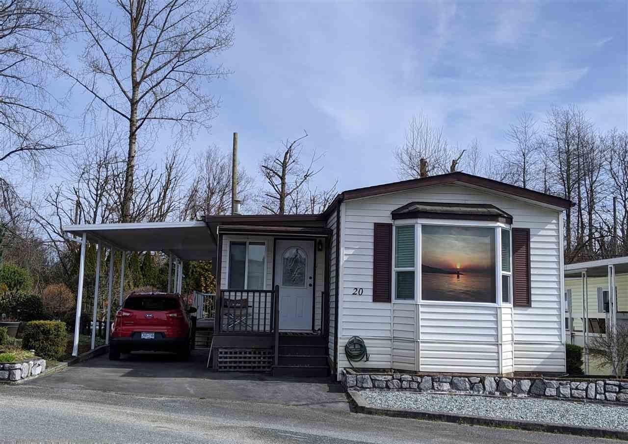 20 27111 0 AVENUE - Aldergrove Langley House/Single Family for sale, 2 Bedrooms (R2446736) #1