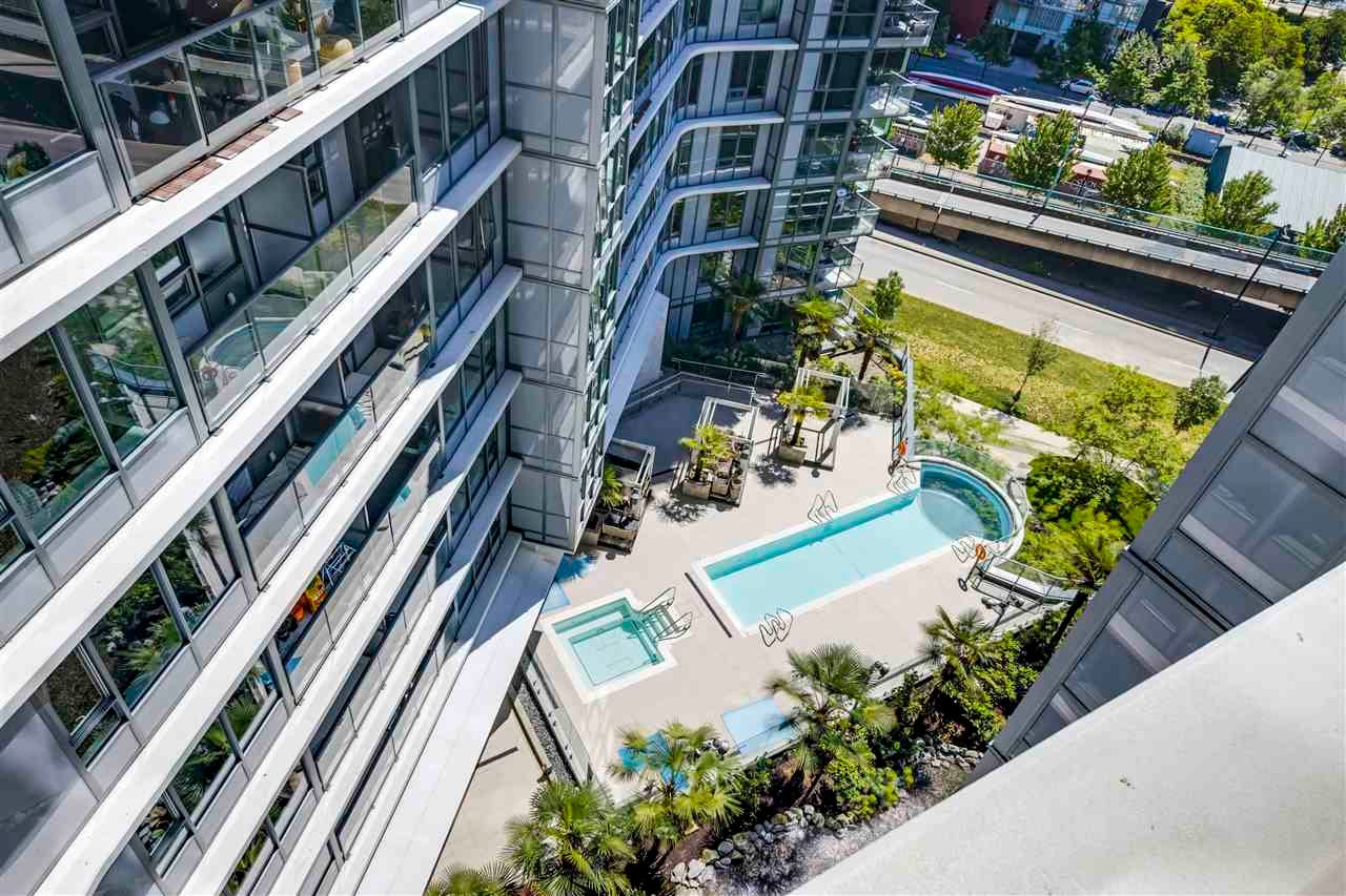 1202 68 SMITHE STREET - Downtown VW Apartment/Condo for sale, 1 Bedroom (R2587427) #14