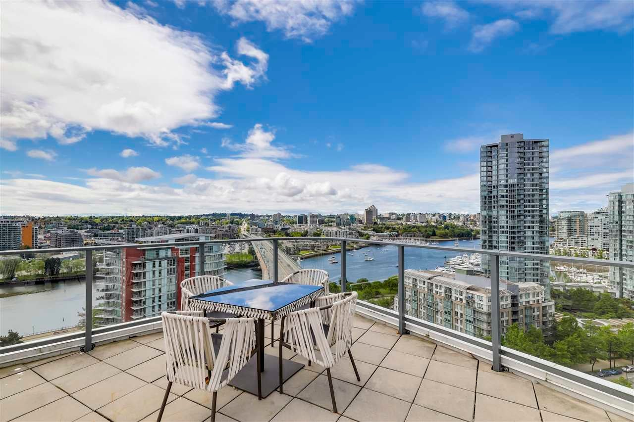 1202 68 SMITHE STREET - Downtown VW Apartment/Condo for sale, 1 Bedroom (R2587427) #15