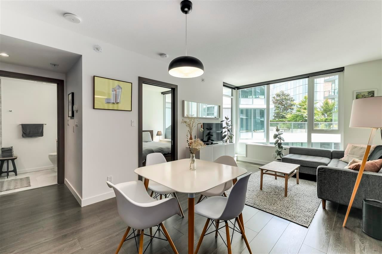 1202 68 SMITHE STREET - Downtown VW Apartment/Condo for sale, 1 Bedroom (R2587427) #1