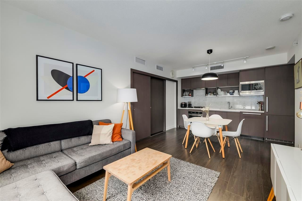 1202 68 SMITHE STREET - Downtown VW Apartment/Condo for sale, 1 Bedroom (R2587427) #6