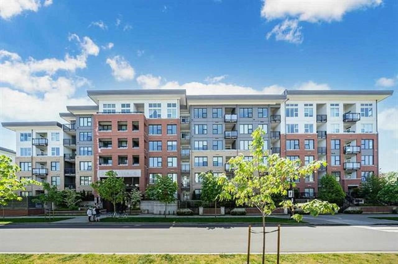 518 9366 TOMICKI AVENUE - West Cambie Apartment/Condo for sale, 1 Bedroom (R2597507) #1