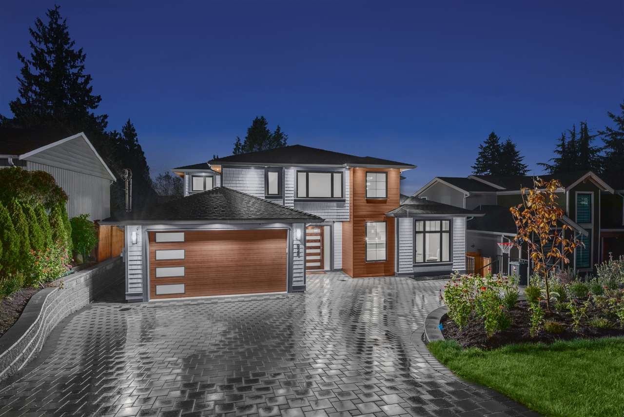 806 Fairway Drive, North Vancouver - Dollarton House/Single Family for sale, 6 Bedrooms  #1
