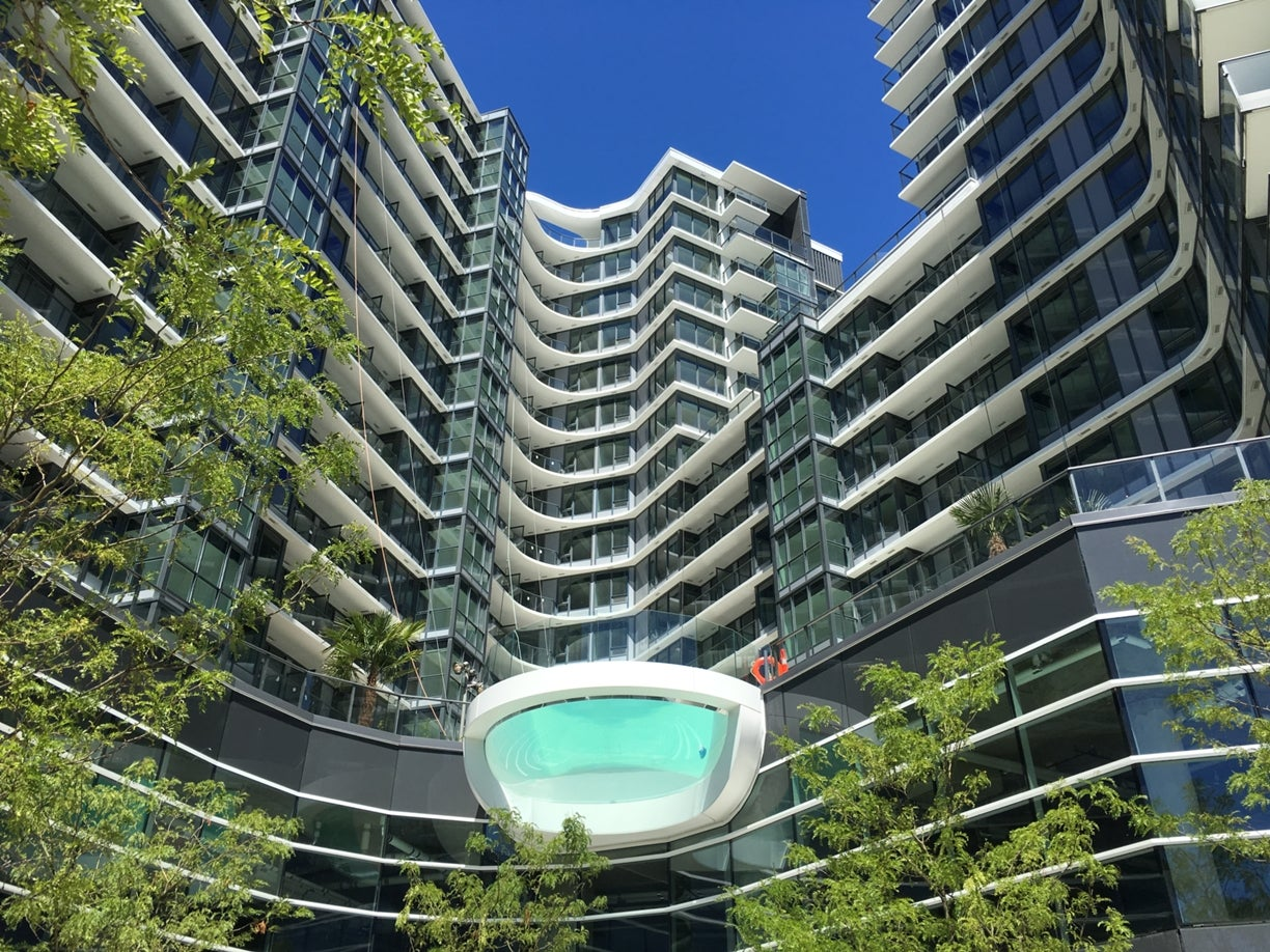 1202 68 SMITHE STREET - Yaletown Apartment/Condo for sale, 1 Bedroom (R2118113) #3