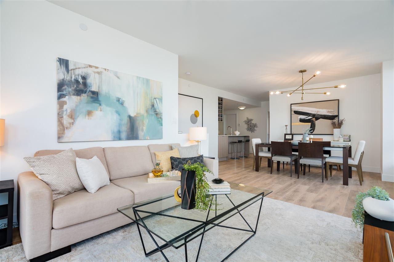 1203 159 W 2ND AVENUE, VANCOUVER - False Creek Apartment/Condo for sale, 2 Bedrooms (R2545644) #1