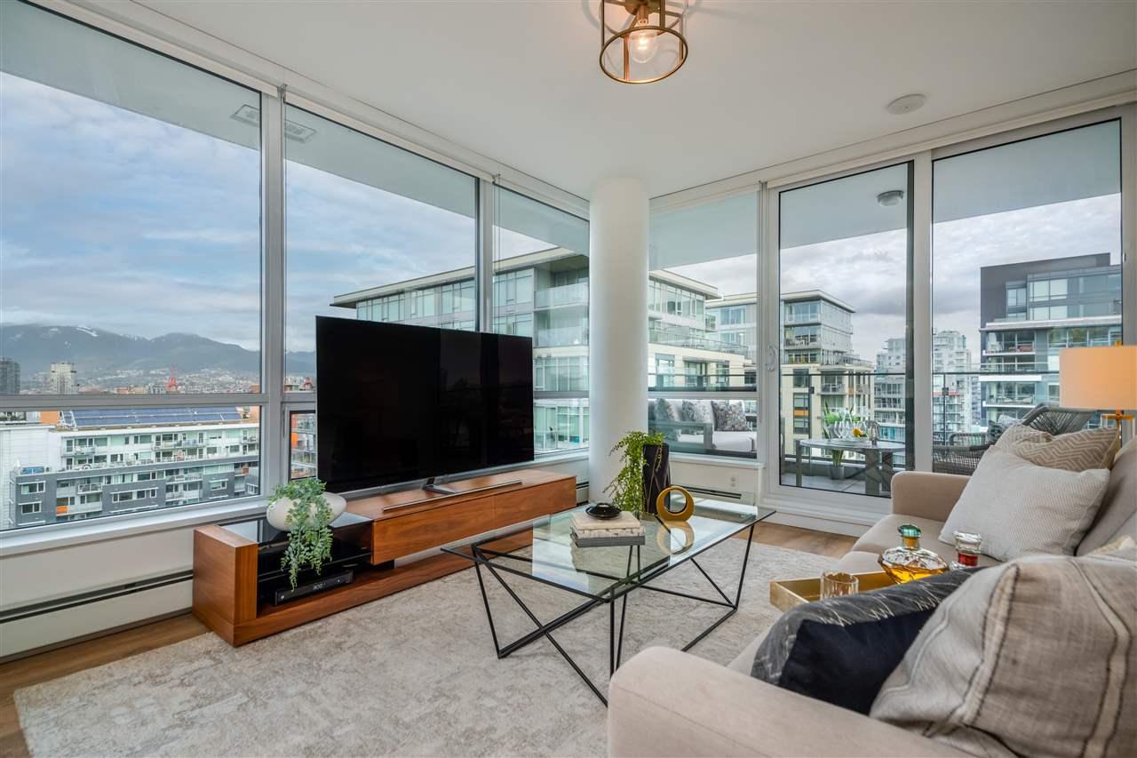1203 159 W 2ND AVENUE, VANCOUVER - False Creek Apartment/Condo for sale, 2 Bedrooms (R2545644) #3