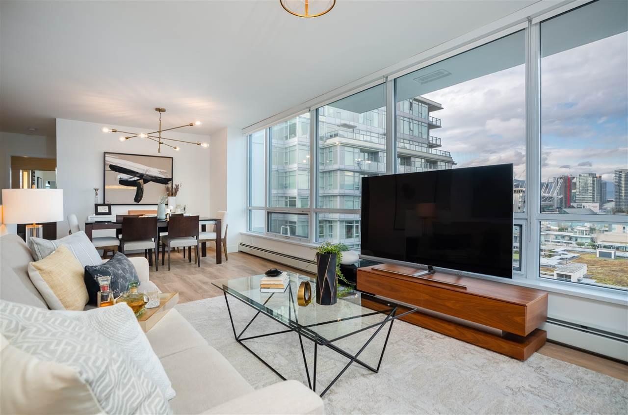 1203 159 W 2ND AVENUE, VANCOUVER - False Creek Apartment/Condo for sale, 2 Bedrooms (R2545644) #4