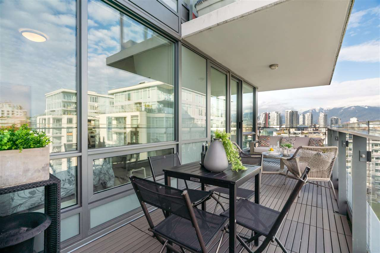 1203 159 W 2ND AVENUE, VANCOUVER - False Creek Apartment/Condo for sale, 2 Bedrooms (R2545644) #6