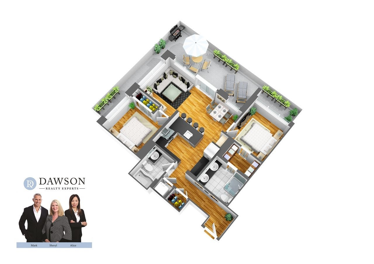 407 7388 KINGSWAY STREET - Edmonds BE Apartment/Condo for sale, 2 Bedrooms (R2588233) #20
