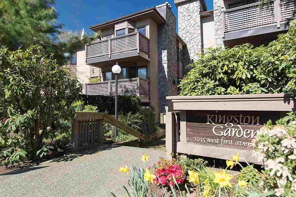#304 1935 W 1st Avenue - Kitsilano Apartment/Condo for sale, 1 Bedroom (R2052562) #1