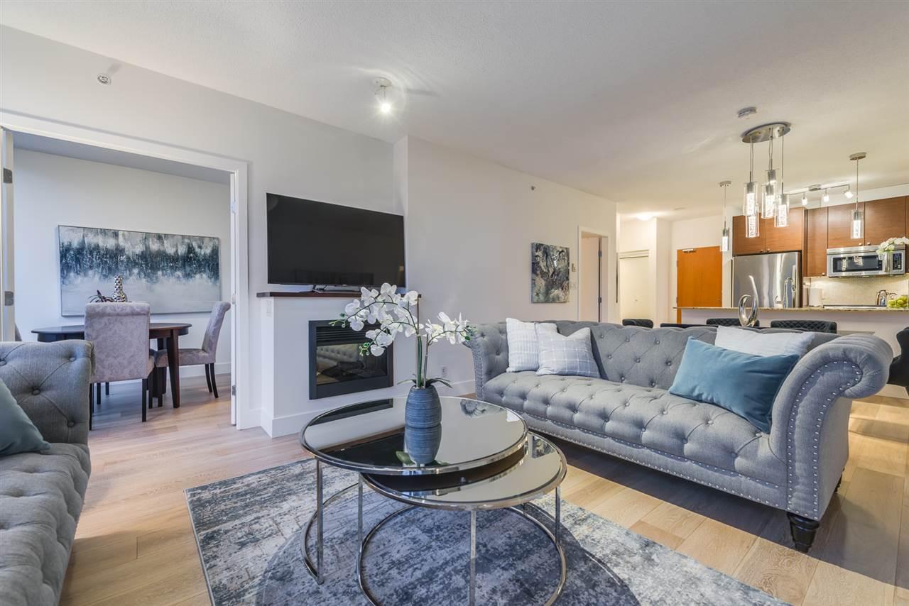 2107-110 Brew Street Port Moody B.C. V3H 0E4 - Port Moody Centre Apartment/Condo for sale, 2 Bedrooms (r2381292) #2