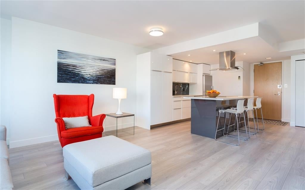 1410-1500 Howe Street Vancouver BC V6Z 2N1 - West End VW Apartment/Condo for sale, 1 Bedroom (R2075344) #8