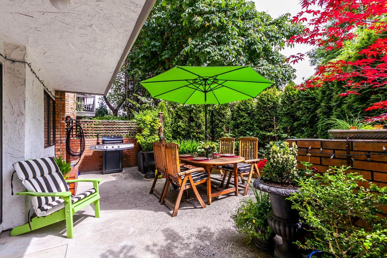 108 - 2080 Maple Street Vancouver B.C. V6J4P9 - Kitsilano Apartment/Condo for sale, 2 Bedrooms (R2177170) #7