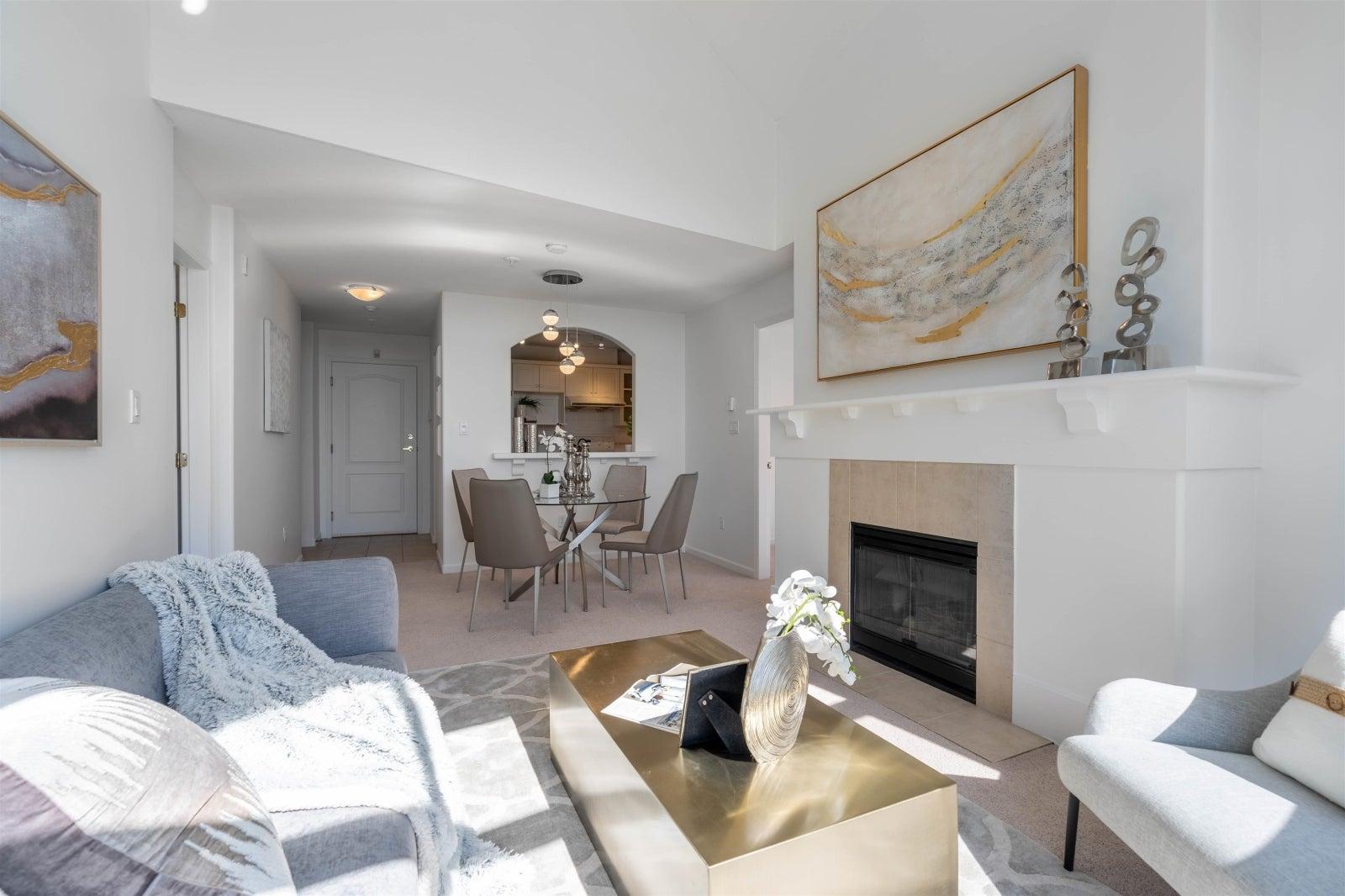 411-5900 Dover Crescent Richmond BC V7C 5R4 - Riverdale RI Apartment/Condo for sale, 2 Bedrooms (R2619595) #4