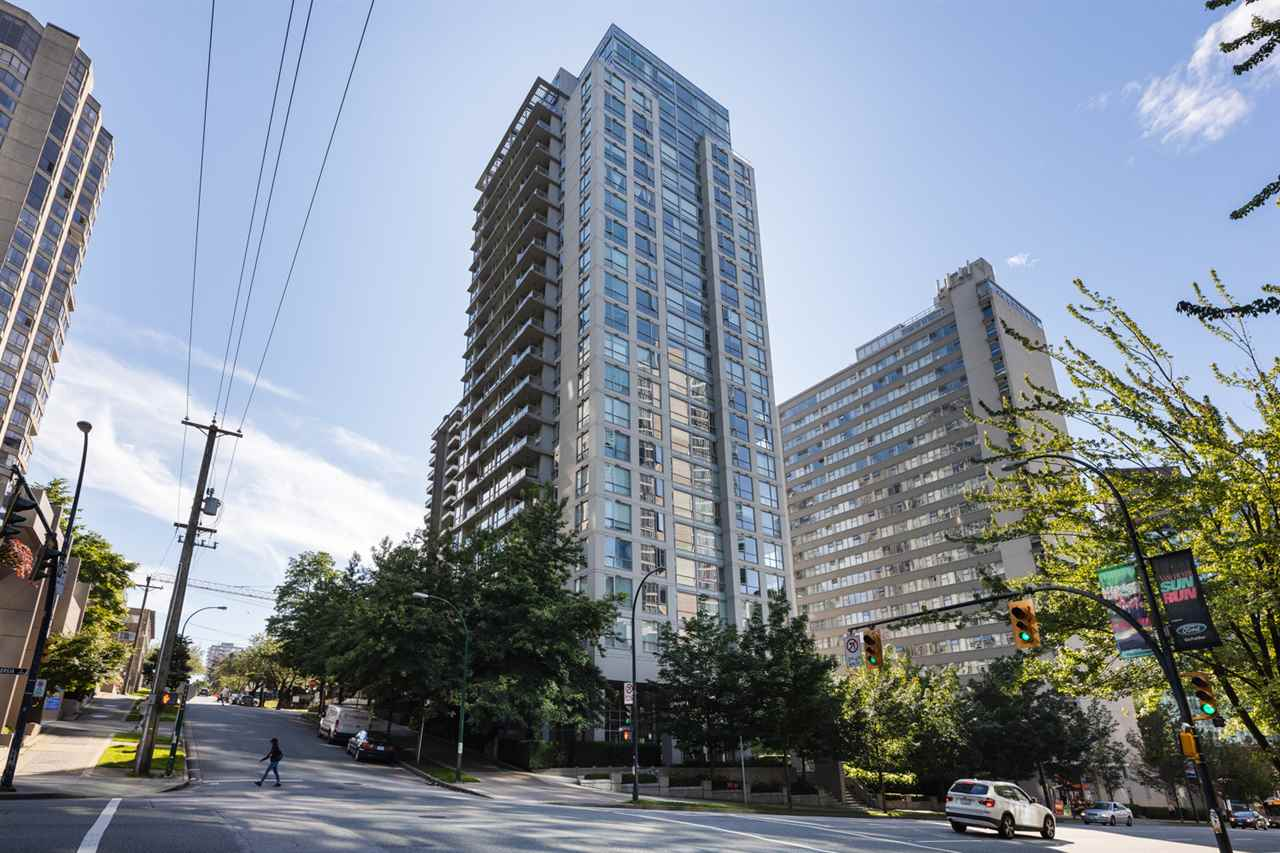 1306-1420 W Georgia St Vancouver BC V6G 3K4 - West End VW Apartment/Condo for sale, 1 Bedroom (r2528538) #1