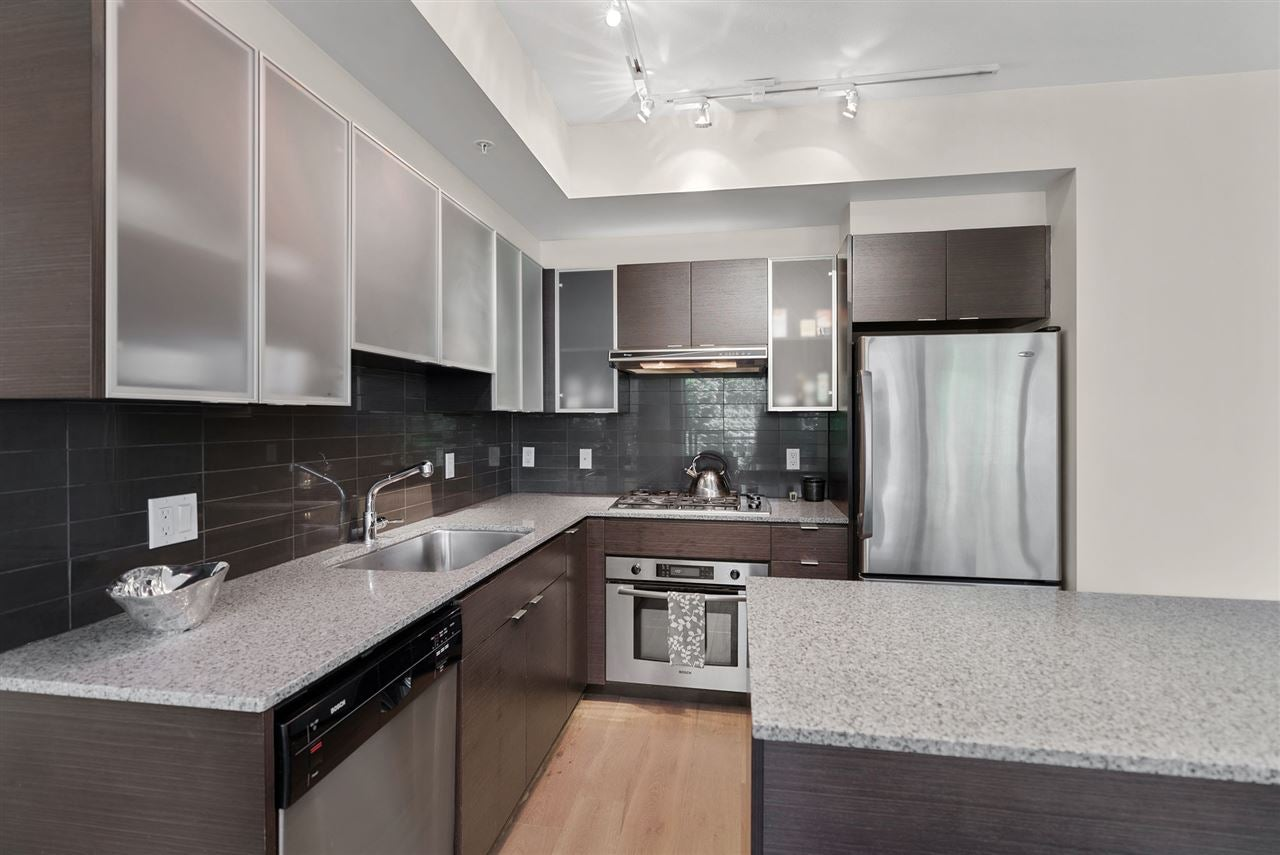 309-988 Richards Street Vancouver BC V6B 8R2 - Yaletown Apartment/Condo for sale, 1 Bedroom (r2525625) #4