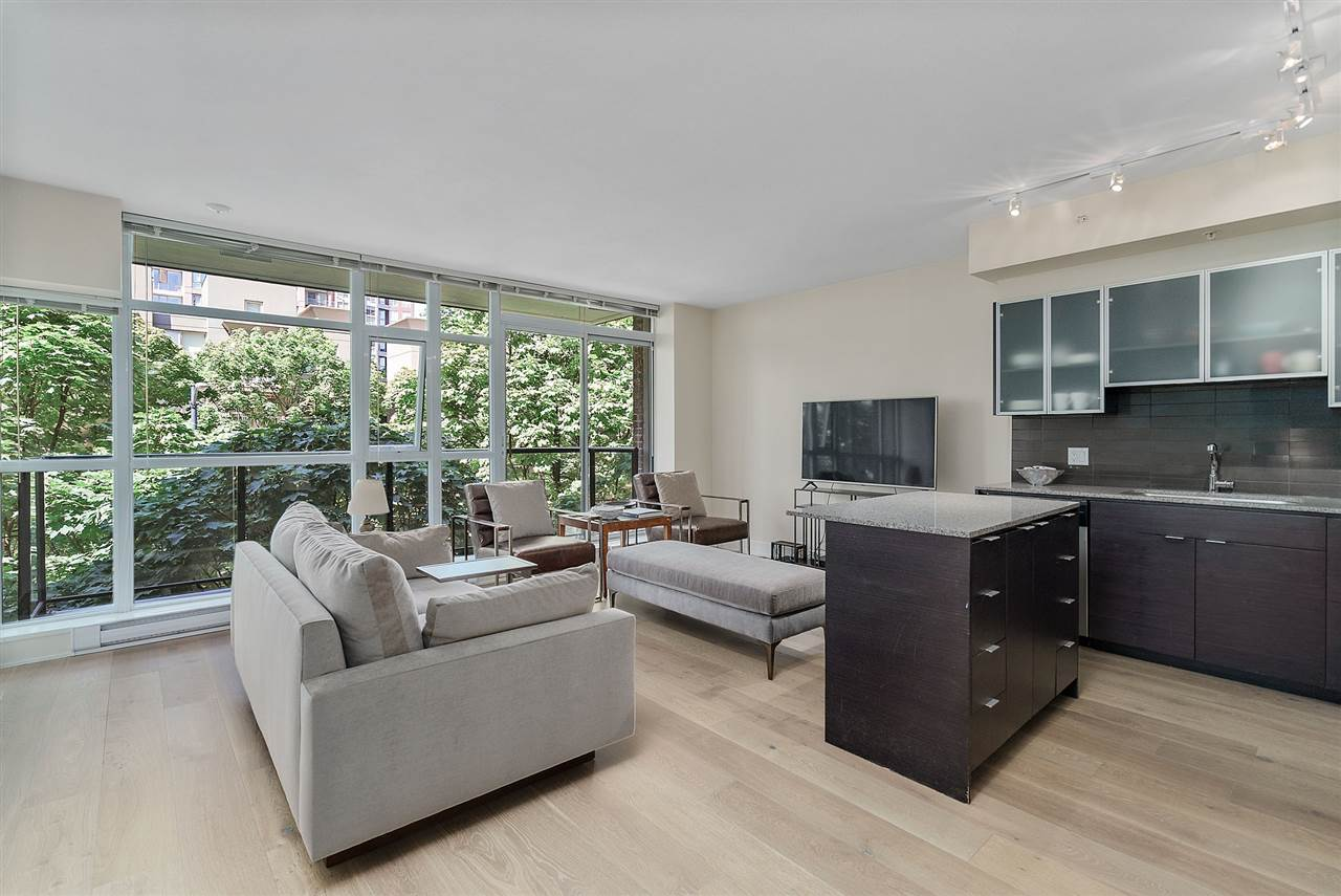 309-988 Richards Street Vancouver BC V6B 8R2 - Yaletown Apartment/Condo for sale, 1 Bedroom (r2525625) #3