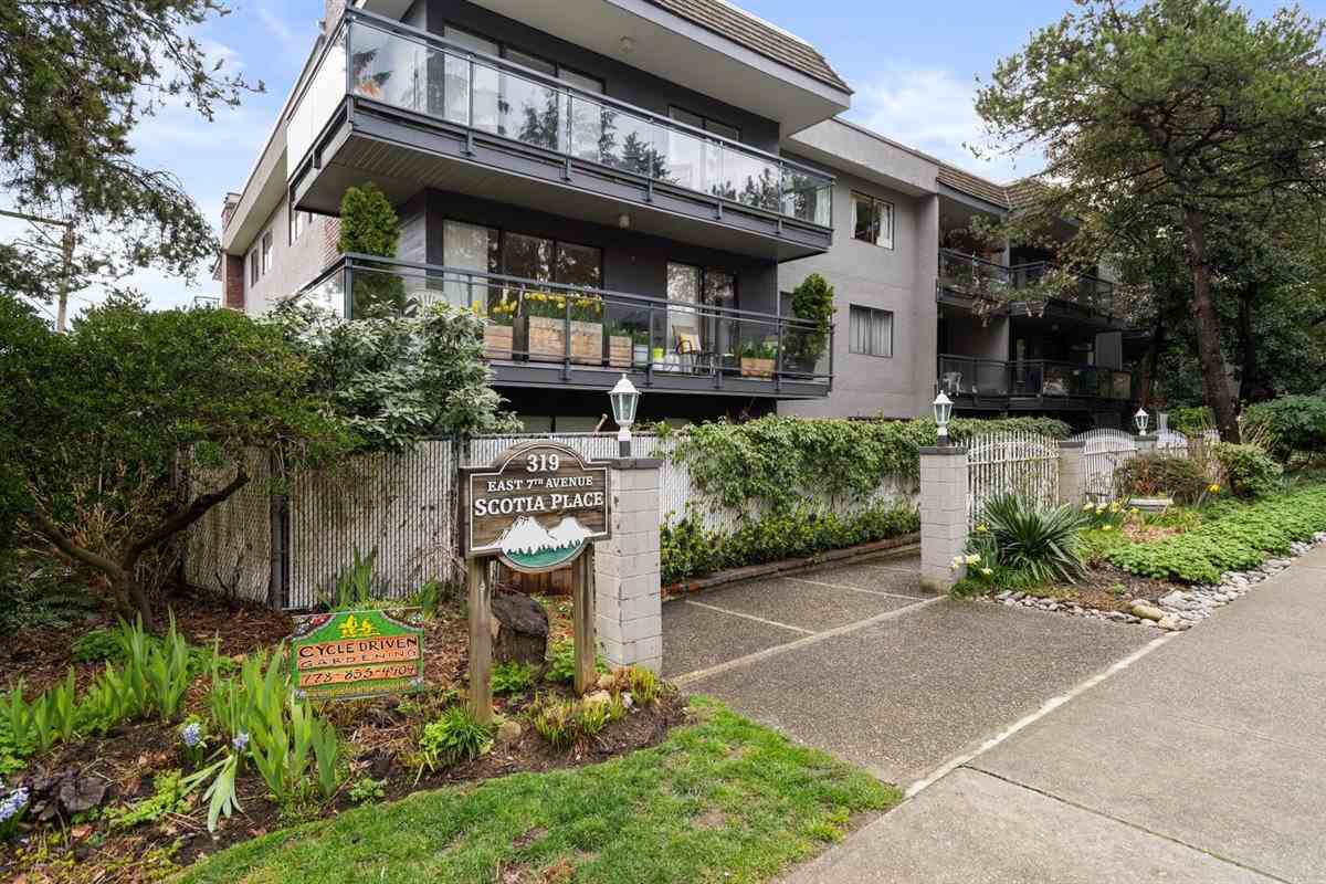 306-319 E 7th Avenue Vancouver BC V5T 1M9 - Mount Pleasant VE Apartment/Condo for sale, 2 Bedrooms (r2557713) #1