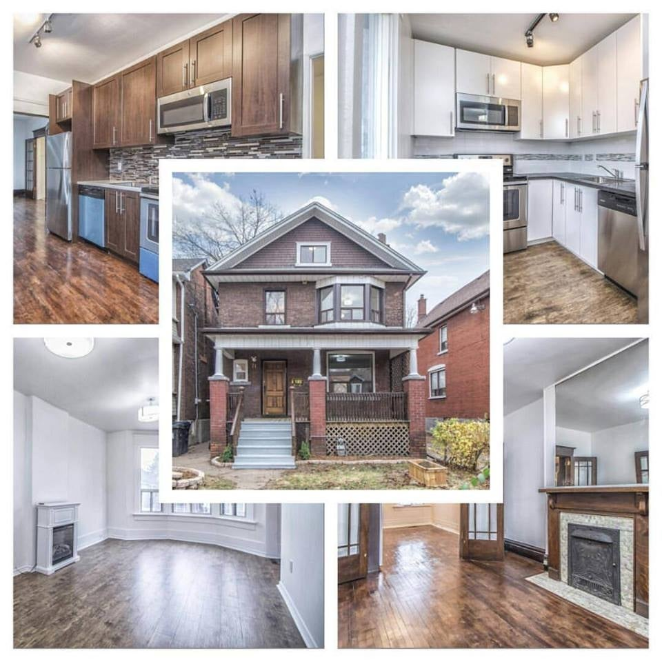 71 Vernon St, Toronto - Dovercourt-Wallace Emerson-Junction HOUSE for sale, 6 Bedrooms (W3371705) #1