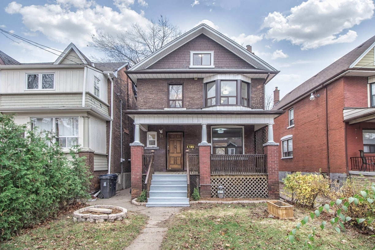 71 Vernon St, Toronto - Dovercourt-Wallace Emerson-Junction HOUSE for sale, 6 Bedrooms (W3371705) #2