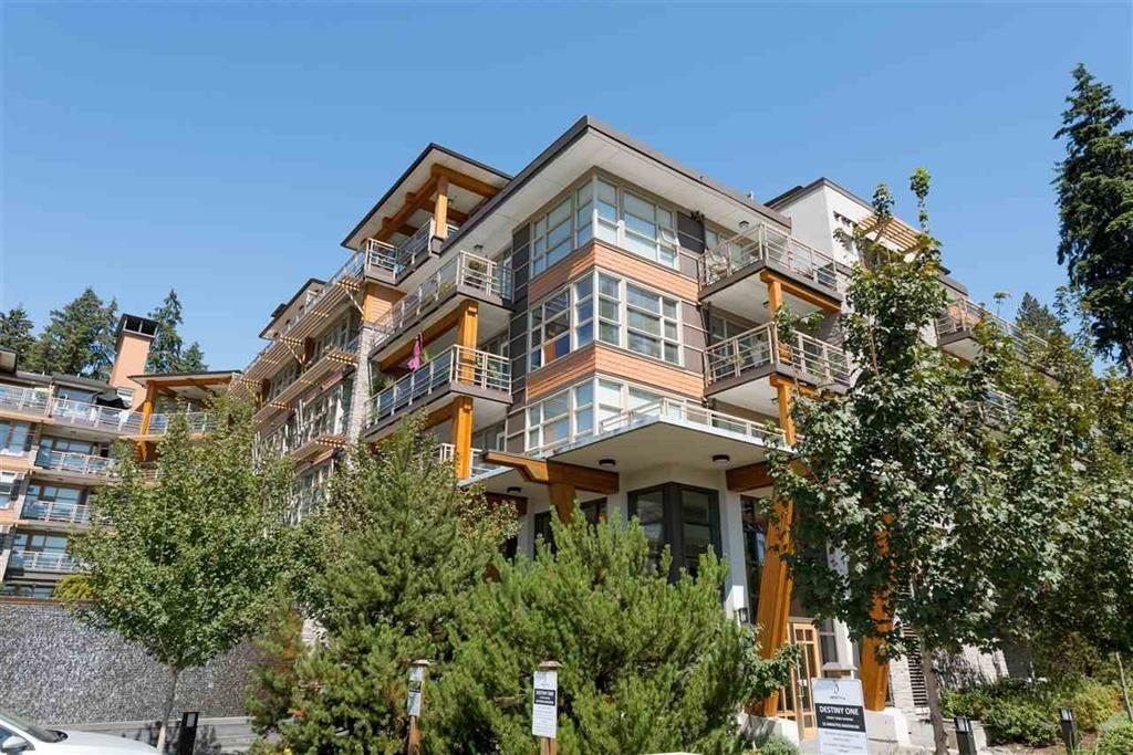 512 3606 ALDERCREST DRIVE - Deep Cove Apartment/Condo for sale, 2 Bedrooms (R2118694) #1