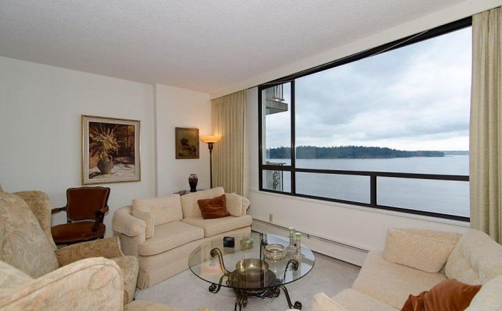 #801 - 1930 Bellevue Avenue, West Vancouver - Ambleside Apartment/Condo for sale, 2 Bedrooms (V959665) #1