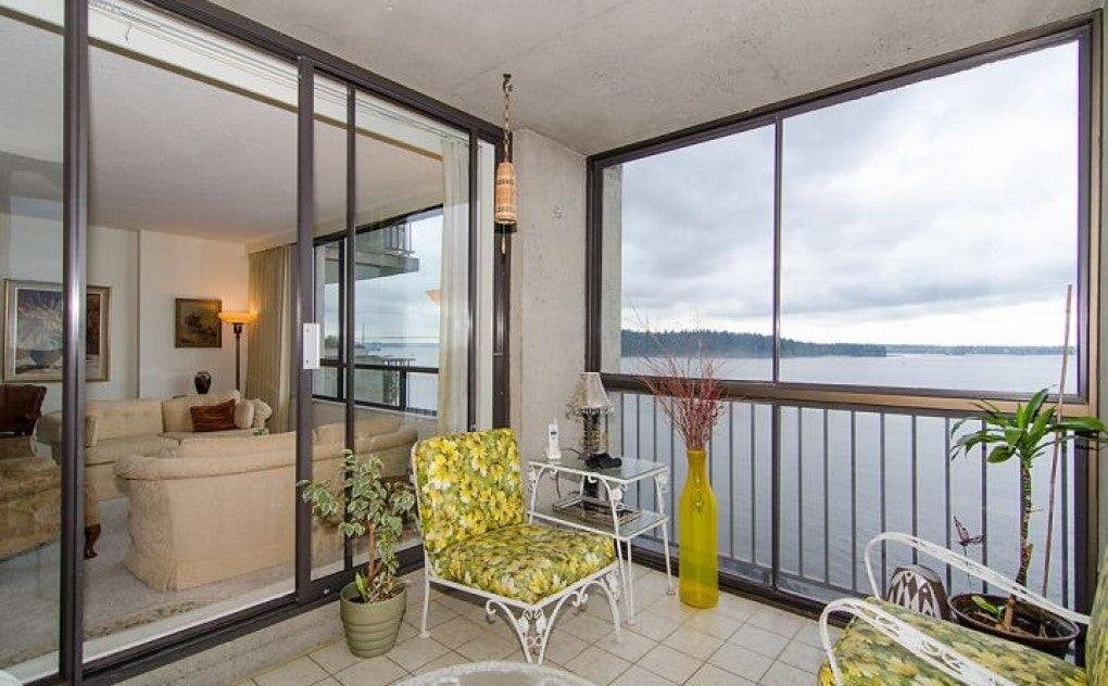 #801 - 1930 Bellevue Avenue, West Vancouver - Ambleside Apartment/Condo for sale, 2 Bedrooms (V959665) #11