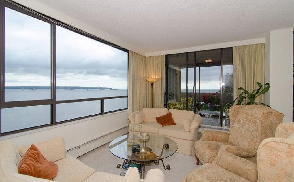 #801 - 1930 Bellevue Avenue, West Vancouver - Ambleside Apartment/Condo for sale, 2 Bedrooms (V959665) #4