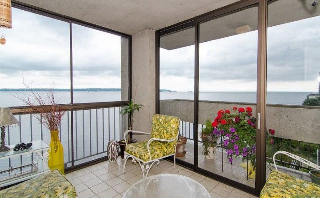 #801 - 1930 Bellevue Avenue, West Vancouver - Ambleside Apartment/Condo for sale, 2 Bedrooms (V959665) #5